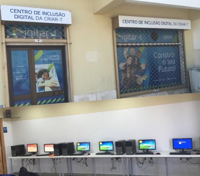 Criar t Centro digital