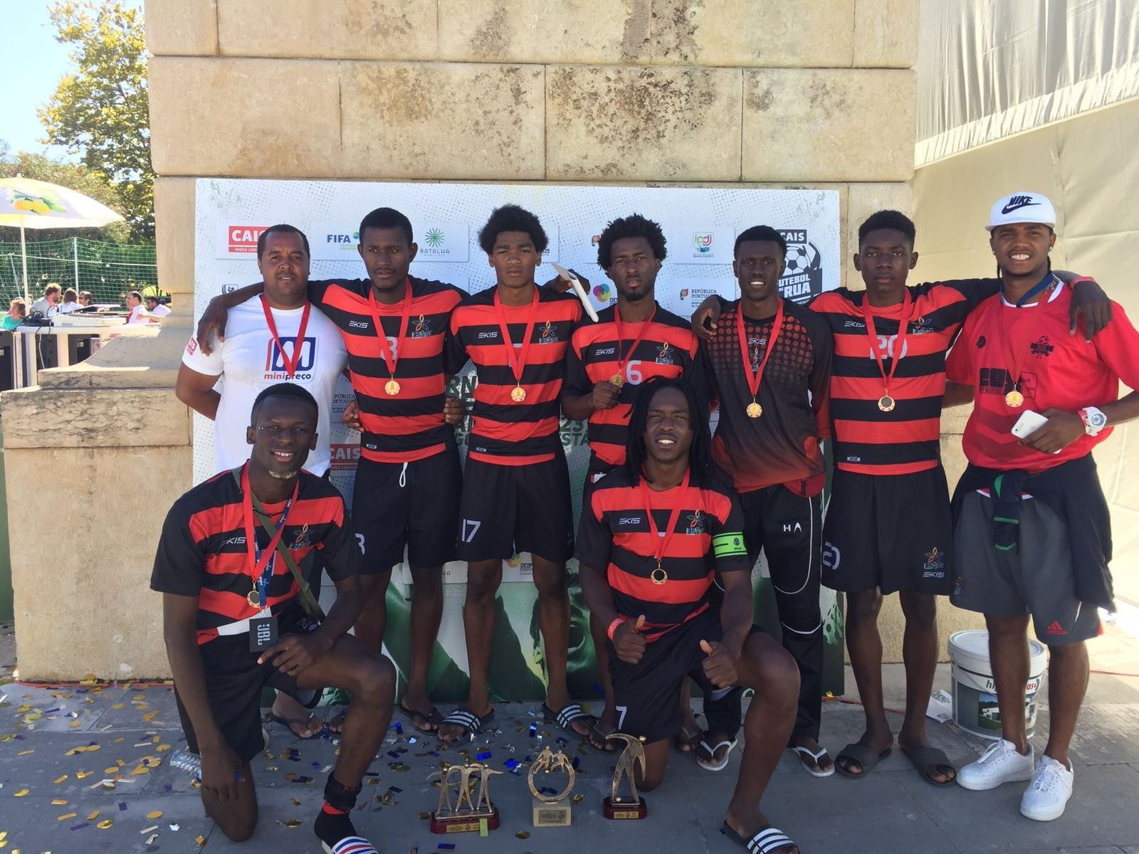 equipa Vencedora